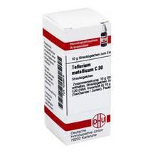 Tellurium metallicum C 30 Gl