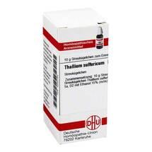 Thallium sulfuratum D 12 Globuli