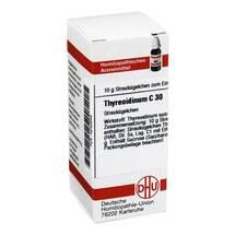 Thyreoidinum C 30 Globuli
