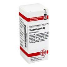 Produktbild Thyreoidinum D 30 Globuli