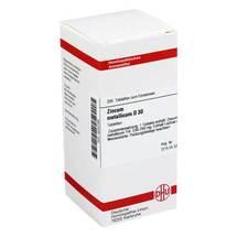 Produktbild Zincum metallicum D 30 Tabletten