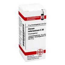 Produktbild Zincum valerianicum C 30 Globuli