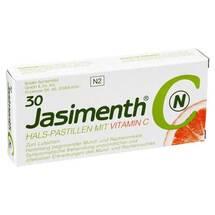 Produktbild Jasimenth C N Pastillen