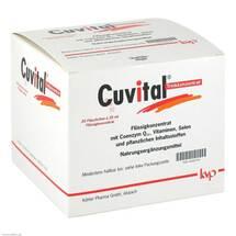 Produktbild Cuvital Trinkkonzentrat
