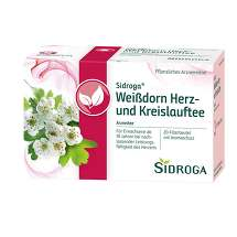 Produktbild Sidroga Weißdorn Herz- und Kreislauftee Filterb.