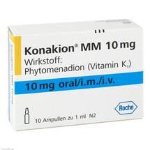 Produktbild Konakion MM 10 mg Lösung