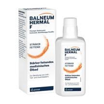 Produktbild Balneum Hermal F flüssiger Badezusatz