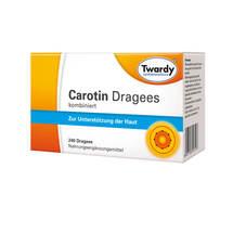 Produktbild Carotin Dragees kombiniert