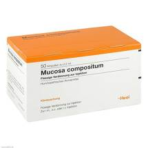 Produktbild Mucosa Compositum Ampullen