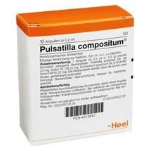 Produktbild Pulsatilla Compositum Ampullen
