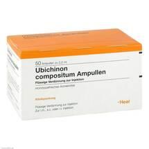 Produktbild Ubichinon comp.Ampullen