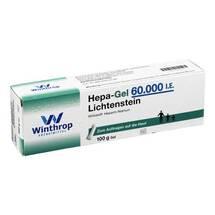 Hepa Gel 60.000 I.E. Lichtenstein