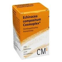 Produktbild Echinacea Compositum Cosmoplex Tabletten
