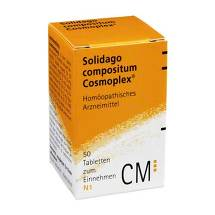 Solidago Compositum Cosmoplex Tabletten