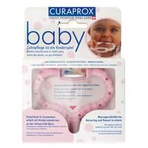 Produktbild Curababy Girl pink Cbr Beißring