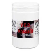 Produktbild Kokosöl kaltgepresst