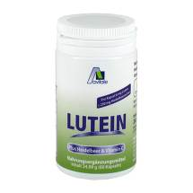 Produktbild Lutein Kapseln 6 mg + Heidel