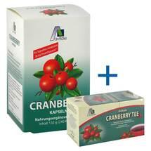 Cranberry Kapseln 400 mg Erfahrungen teilen