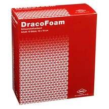 Dracofoam Schaumstoff Wundauflage 10x10cm