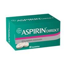 Produktbild Aspirin Direkt Kautabletten
