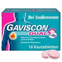 Gaviscon Dual 250mg / 106,5mg / 187,5mg Kautabletten