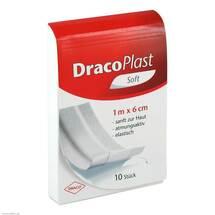 Produktbild Dracoplast Soft Pflaster 1mx6cm