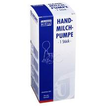 Milchpumpe Hand Gummiball mi