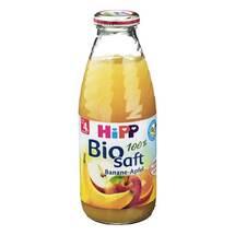 Produktbild Hipp Bio Saft 100% Banane Apfel
