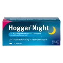 Produktbild Hoggar Night Tabletten