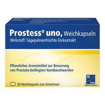Produktbild Prostess uno Weichkapseln