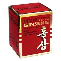 Roter Ginseng 300 mg Tablett
