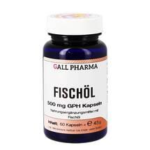 Produktbild Fischöl 500 mg GPH Kapseln