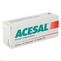 Produktbild Acesal Tabletten