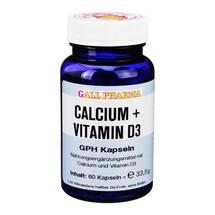 Calcium + Vitamin D3 GPH Kap