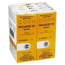 Produktbild Notakehl D 5 Tabletten