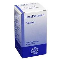 Produktbild Hanopancran S Tabletten