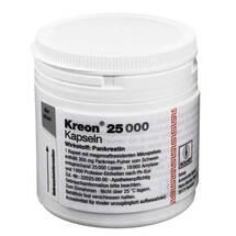 Kreon 25.000 Hartkapseln mit magensaftresistent überzogene Pellets
