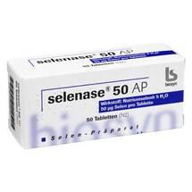 Produktbild Selenase 50 AP Tabletten