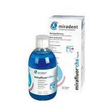 Produktbild Miradent Mundspüllösung mirafluor chx 0,06%