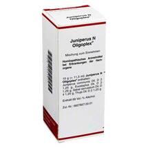 Produktbild Juniperus N Oligoplex Liquid
