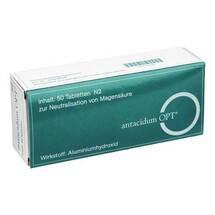 Produktbild Antacidum Opt Tabletten