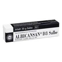 Produktbild Albicansan D 3 Salbe