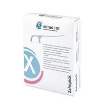 Produktbild Miradent Zahnseidensticks Zahnpick