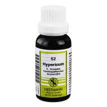 Produktbild Hypericum K Komplex Nr. 52 Dilution