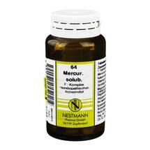 Produktbild Mercurius solubilis F Komplex Nr. 64 Tabletten