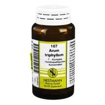Arum triphyllum F Komplex Nr. 107 Tabletten