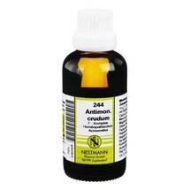 Antimonium crudum F Komplex Nr. 244 Dilution