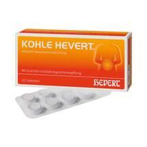 Produktbild Kohle Hevert Tabletten