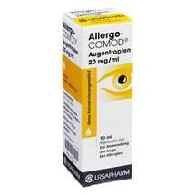 Produktbild Allergo Comod Augentropfen