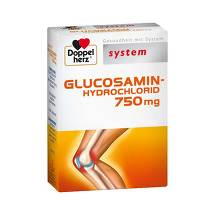 Doppelherz Glucosamin-Hydrochlorid 750 mg system Tabletten